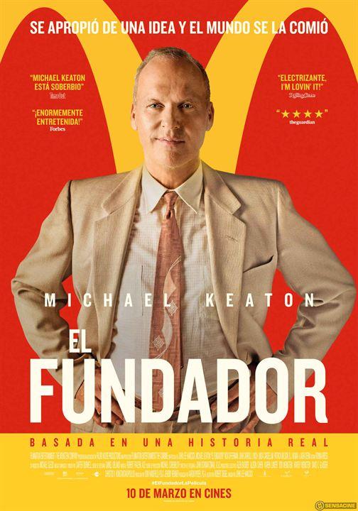 Películas para vendedores - The Founder