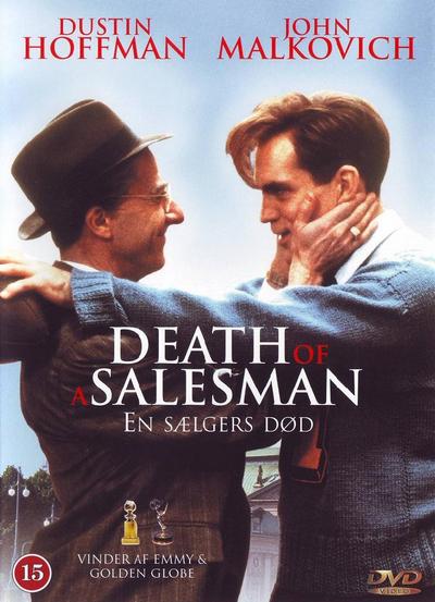 Películas para vendedores - Death of a Salesman