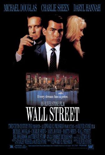 Películas para vendedores - Wall Street