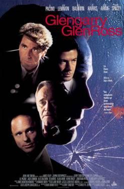 Películas para vendedores - Glengarry Glen Ross